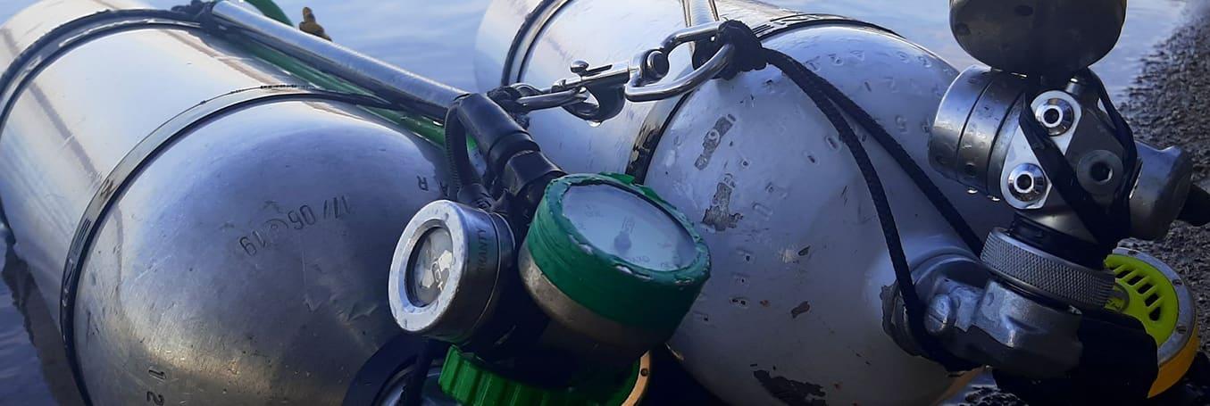 IDF Nitrox Diver Szkolenie