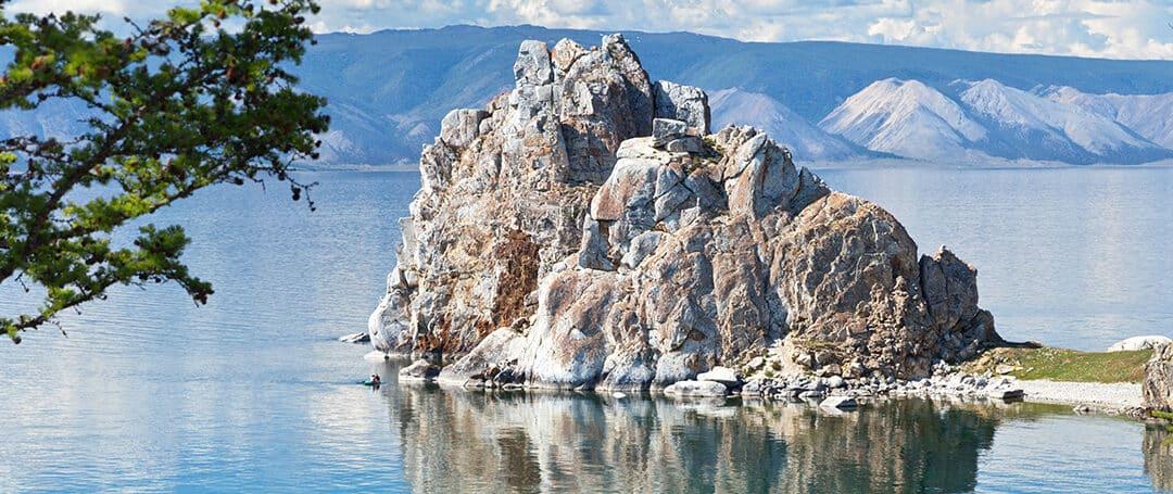 Bajkał – Syberia